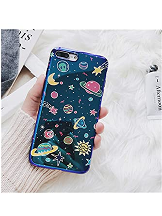 Amazon.com: Universe Serie - Carcasa para iPhone 6, 6S, 7, 8 ...