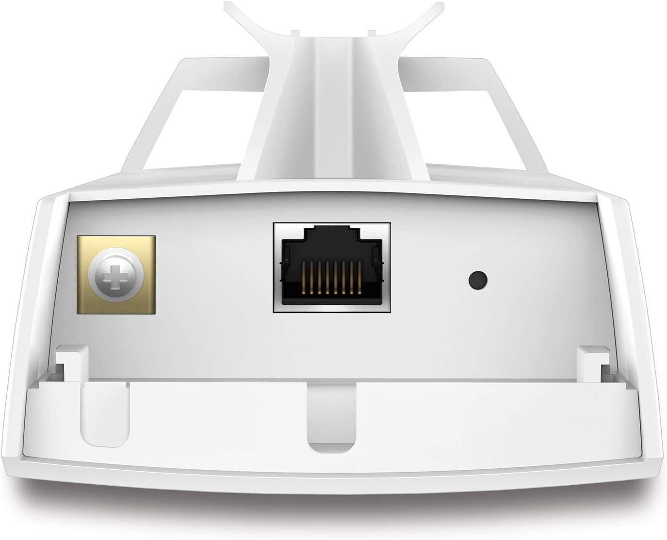 TP-LINK CPE510 - Punto de acceso inalámbrico/CPE de Exterior a 5.0 GHz 300 Mbps 13 dBi (2x2 antena MIMO, 15 KM, Adaptador PoE Pasivo, tecnología ...