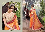 MN New Launch Collection Indian Saree Sari Bridal Wedding Ceremony 8717