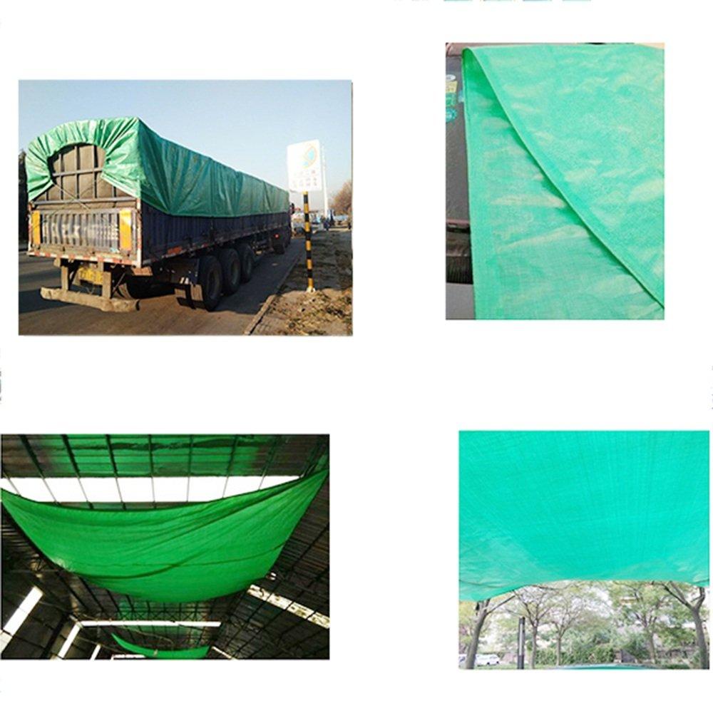 Tarpaulin LVZAIXI LVZAIXI LVZAIXI Polipropilene Impermeabile prossoetto UV Rivestito in Tela Cerata verde (Dimensioni   4m x 8m) | The King Of Quantità  | Cliente Al Primo  cd22ae