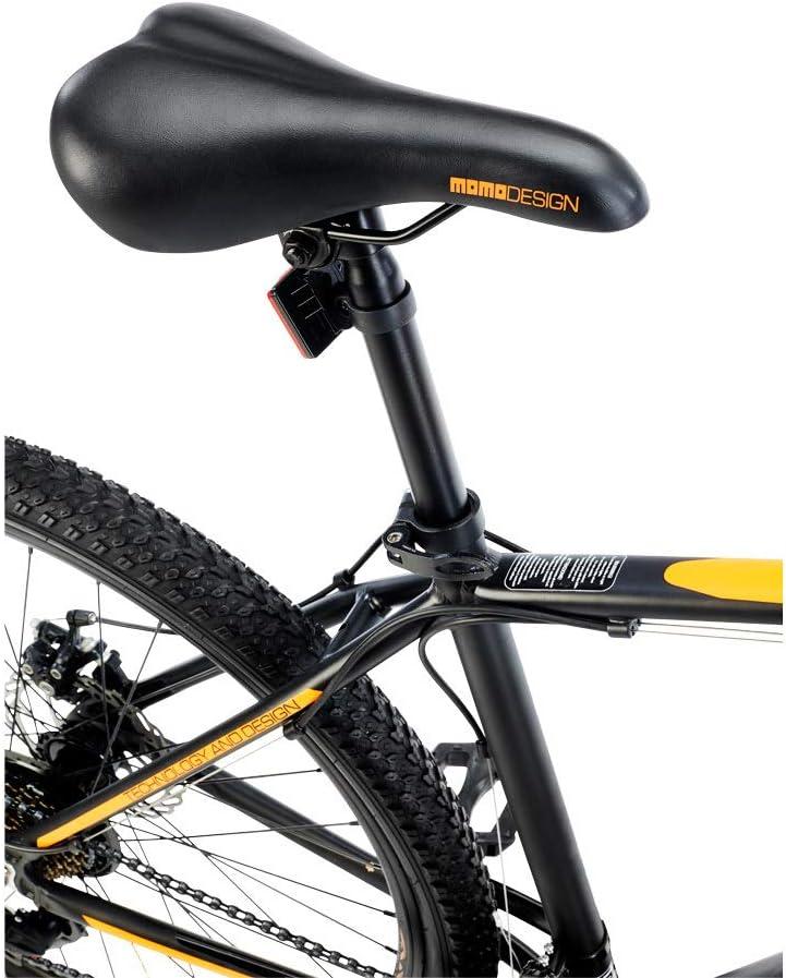 MOMO Design - Bicicleta de montaña XP275: Amazon.es: Deportes y ...