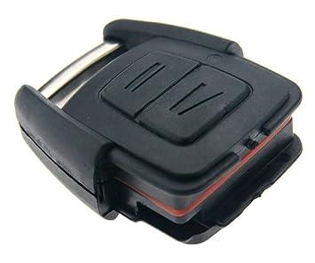 2-Tasten Remote Schlüssel Gehäuse Deckel für Vauxhall Corsa Meriva Opel