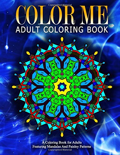 Read Online COLOR ME ADULT COLORING BOOKS - Vol.15: relaxation coloring books for adults (Volume 15) pdf epub