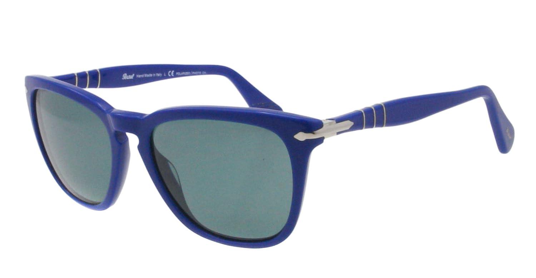 babf0d1805 Persol Sunglasses PO 3024 S Blue 958 4N PO3024 S  Persol  Amazon.ca  Shoes    Handbags