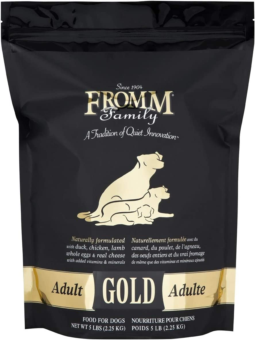 Fromm Family Foods Gold Adult Dry Dog Food (5 lb)