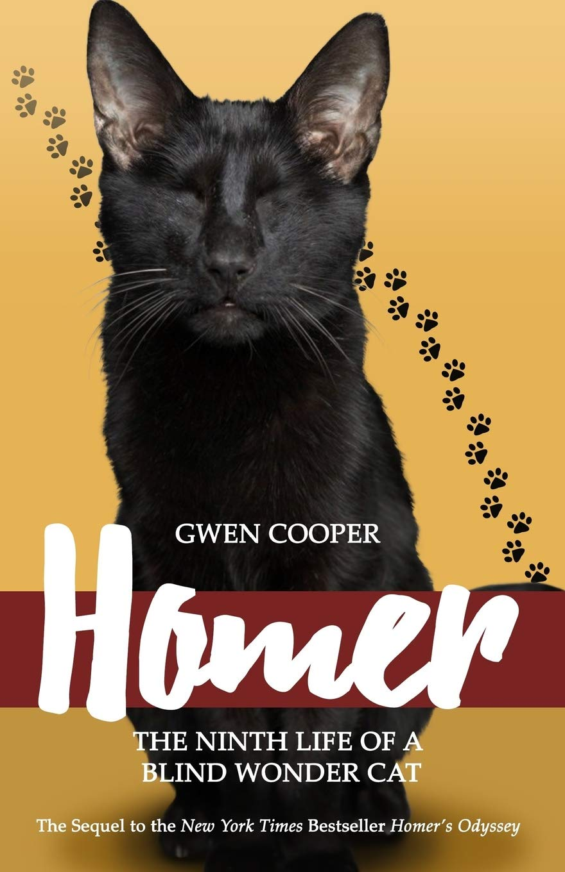 Terrific Homer The Ninth Life Of A Blind Wonder Cat Gwen Cooper Download Free Architecture Designs Itiscsunscenecom