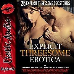 Explicit Threesome Erotica