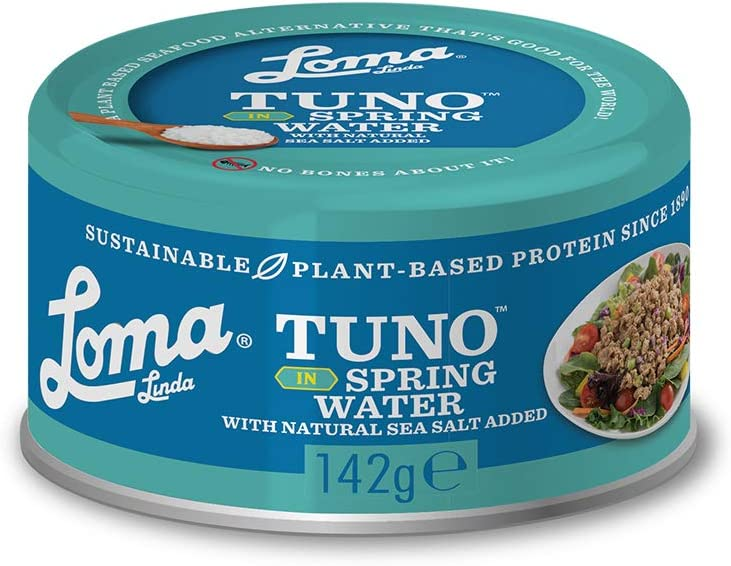 Loma Linda Tuna in Spring Water Tin 142 g