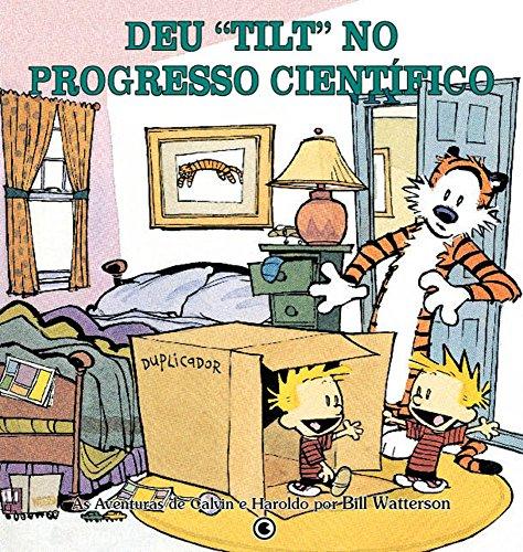 Calvin e Haroldo - Deu