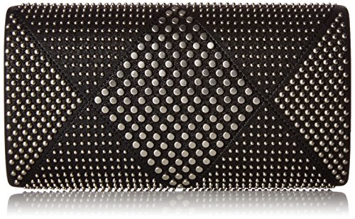 Vince Camuto Solan Minaudiere, Shiny Silver by Vince Camuto