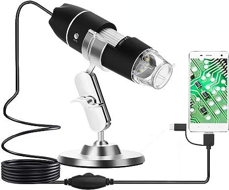 Wadeo Usb Microscope Digital Microscope With Camera Camera Photo