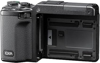 Ricoh Gxr Systemkamera 3 Zoll Gehäuse Schwarz Kamera