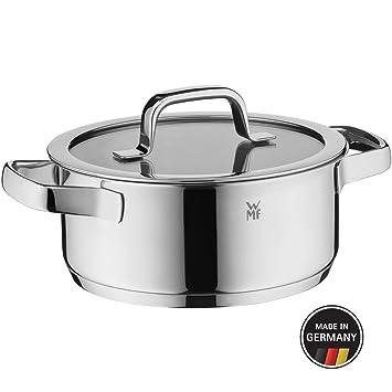 Amazon.com: WMF - Olla de cocina compacta con tapa de ...