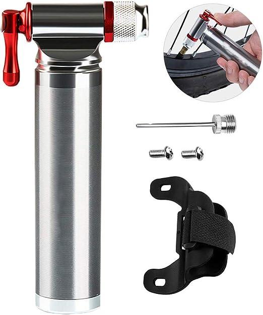 ZXCCQ Mini CO2 Bomba para Bicicleta Inflador Portátil 100% de ...