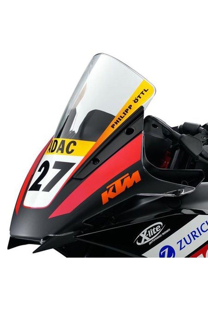 KTM Racing Bubble Windscreen RC390 90508908044