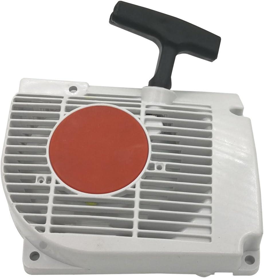 Arrancador De Retroceso para Motosierra Stihl 029 039 MS290 MS390 MS310 Motosierra: Amazon.es: Jardín
