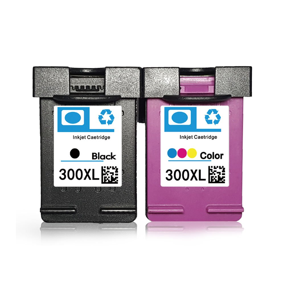 Coolink Remanufacturado HP 300 300XL Cartuchos de Tinta ...