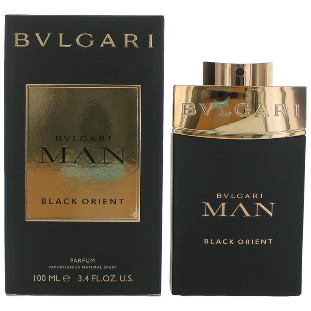 Bvlgari Man Black Orient Eau De Parfum Spray 100 Ml Extreme Edt For Men Beauty