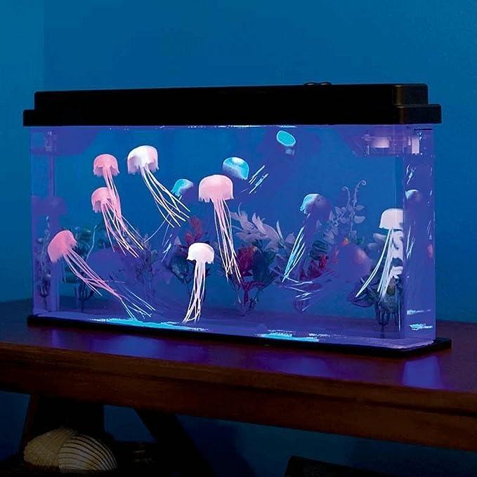 Gigante Artificial medusas acuario tanque Mar mundo natación Mood ...