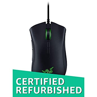 d9286bffaab Razer DeathAdder Elite - Multi-Color Ergonomic Gaming Mouse The eSports  Gaming Mouse (Certified Refurbished)  Mac   Amazon.co.uk  PC   Video Games
