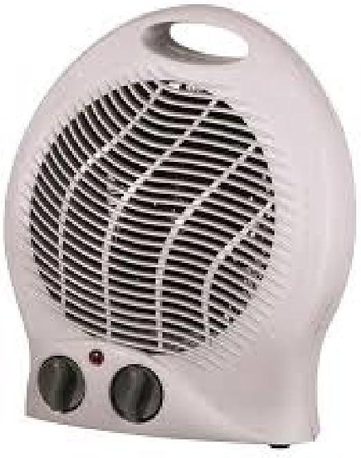 Calefactor con Turbo Ventilador - 2.000 W: Amazon.es: Hogar