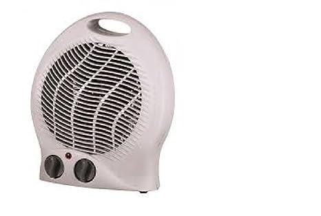 Calefactor con Turbo Ventilador - 2.000 W