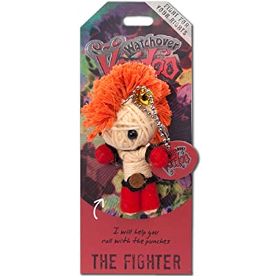 Watchover Voodoo The Fighter Novelty: Toys & Games