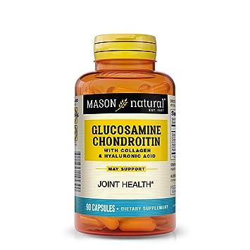 Glucosamin + Chondroitin + MSM, 240 Kapseln