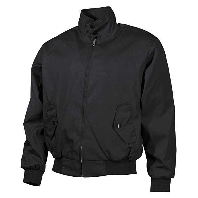 MFH Chaqueta Harrington Estilo inglés: Amazon.es: Ropa y ...