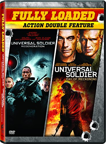 Universal Soldier Day of Reckoning / Universal Soldier Regeneration from Sony Pictures Home Entertainment