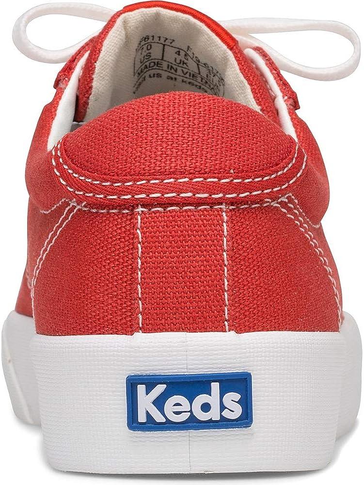 Keds Women's Crew Kick 75 Sneaker Red Canvas