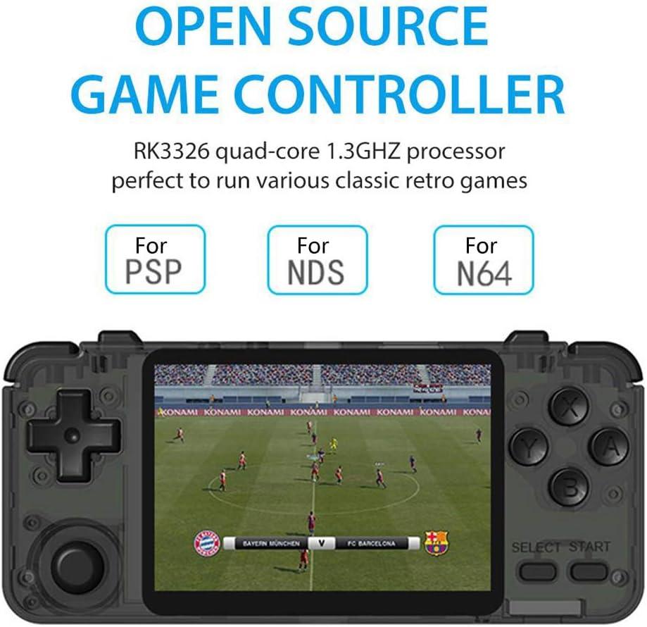 pantalla IPS aoixbcuroc port/átil de 3,5 pulgadas Consola de juegos port/átil consola de juegos RK2020 de mano