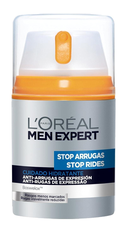 L Oreal Paris Men Expert Cuidado Hidratante Anti Arrugas de Expresión Stop