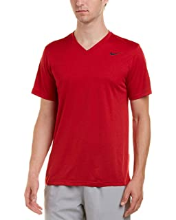 2b054897 Nike Men's Legend 2.0 Short Sleeve V-Neck Tee at Amazon Men's ...