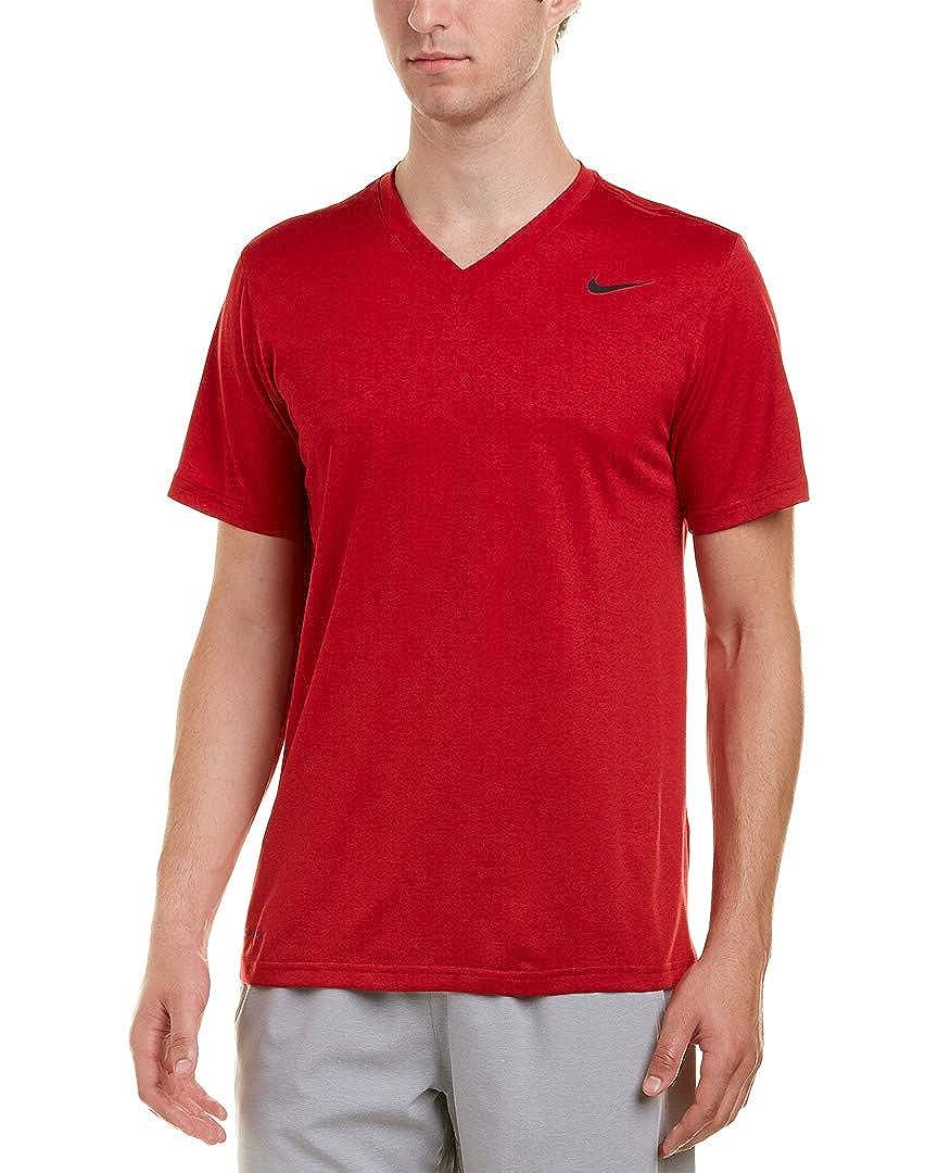 Gym rouge noir noir Nike Short pour Homme M