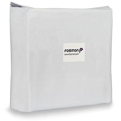 "Kraft #000 Self Sealing Bubble Padded Mailer   4"" X 7"" (50 Pack) by Amazon"