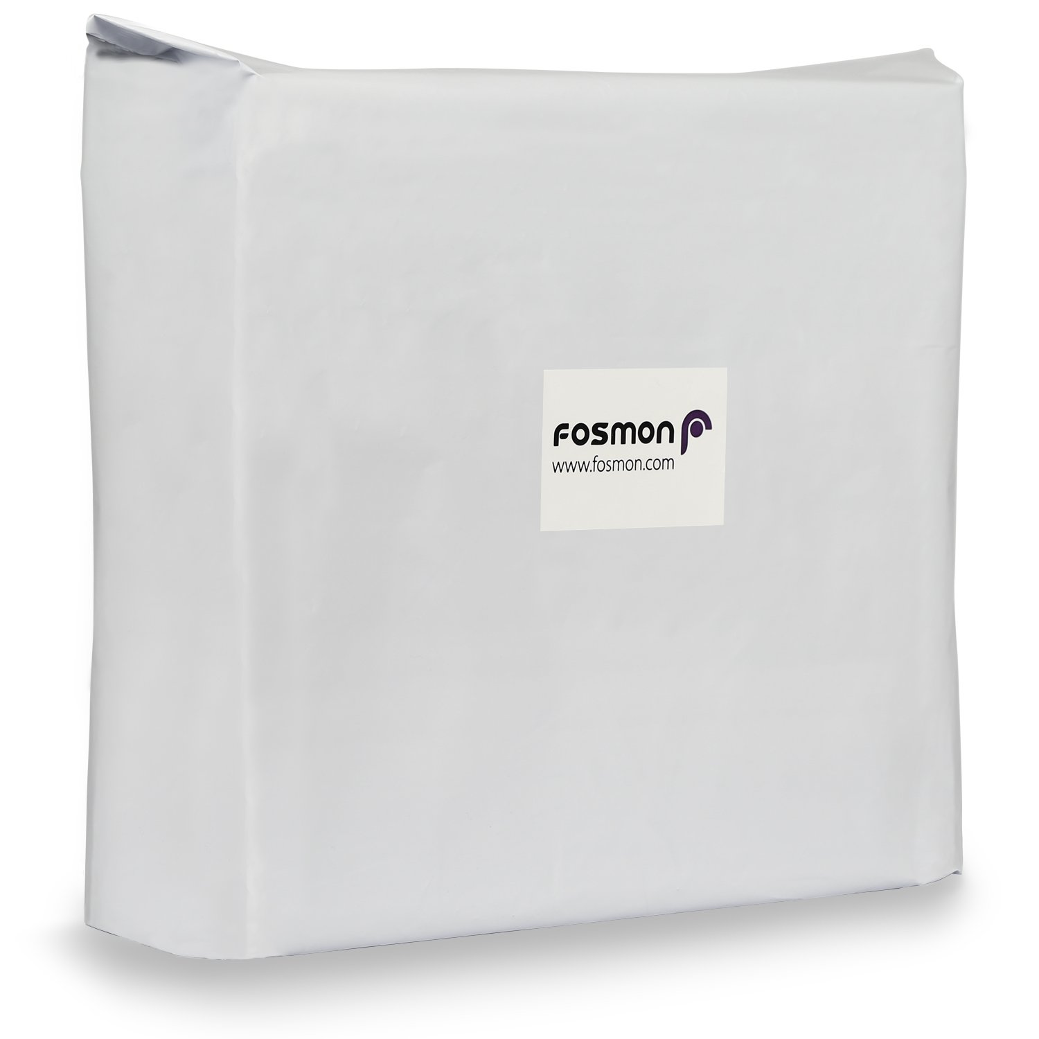 500 - 24x24 Fosmon Large Self-Seal Tear-Proof Polyethylene Mailers (500) by Fosmon (Image #3)