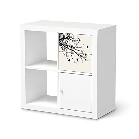 decorating furniture with paper. Furniture Foil For IKEA Kallax Shelving Unit With Drawers Decorative Leaf Decoration  Sticker Paper Decorating Furniture Paper A