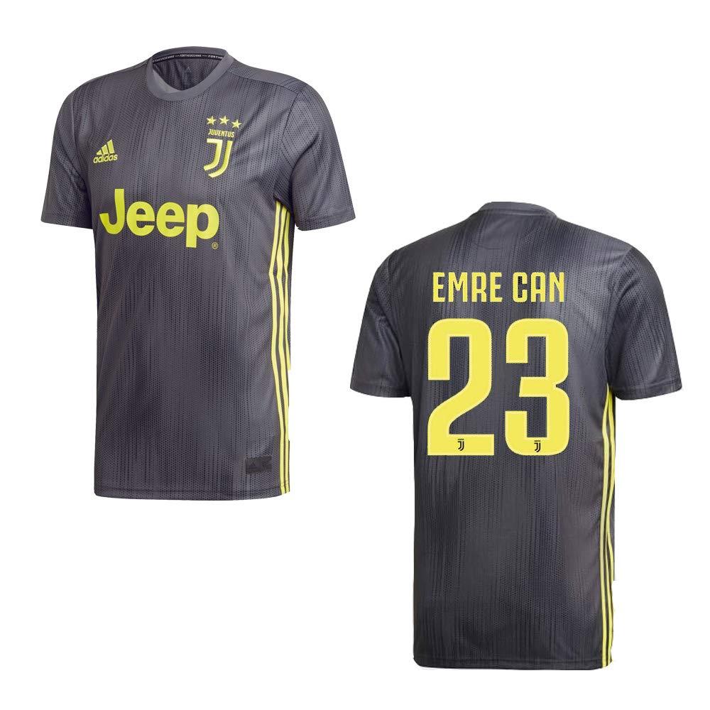Adidas Juventus Turin Trikot 3rd Kinder 2019 - EMRE CAN 23
