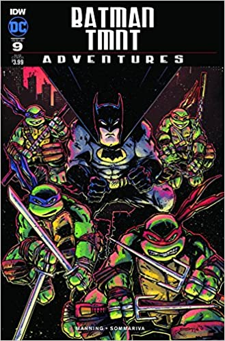 BATMAN TEENAGE MUTANT NINJA TURTLES ADVENTURES #1 (OF 6 ...