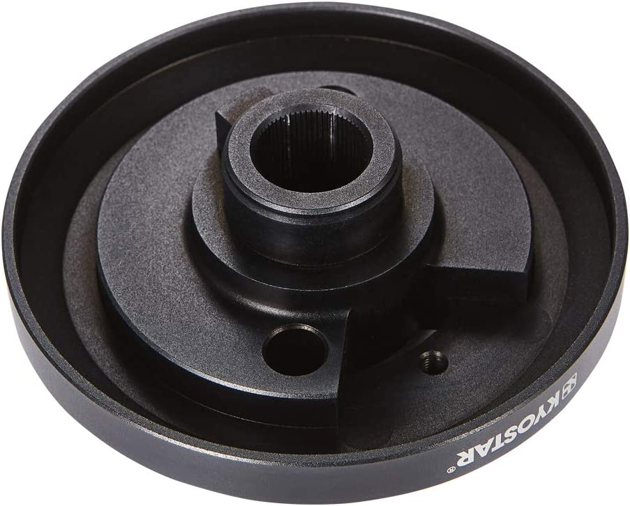 Red Kyostar Steering Wheel Quick Release Kit 100/% Real Carbon Fiber Hub Adapter Snap Off Boos Kit