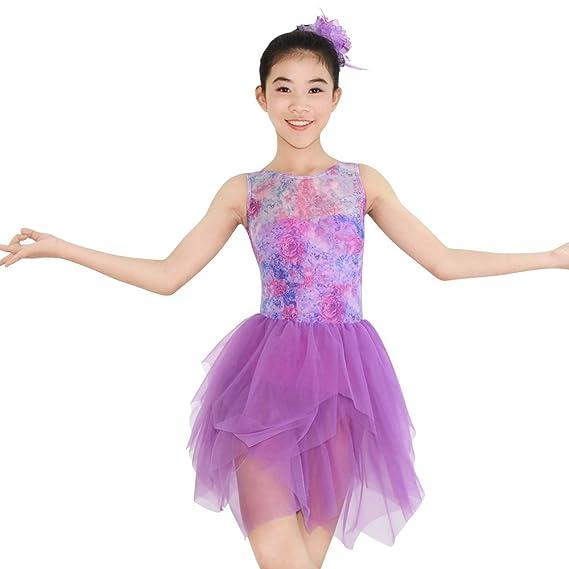 e57d64b37dc0 MiDee Illusion Sweetheart Tank Top Lyrical Dress Dance Costume: Amazon.co.uk:  Clothing