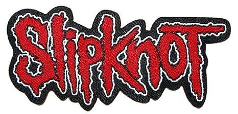 SLIPKNOT CREST Official Patch Sew Iron on Patch 10 x 10 CM by Razamataz