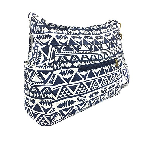 Cloth Derkia Motif Shoulder The Womens 2 Bag wgZWxq