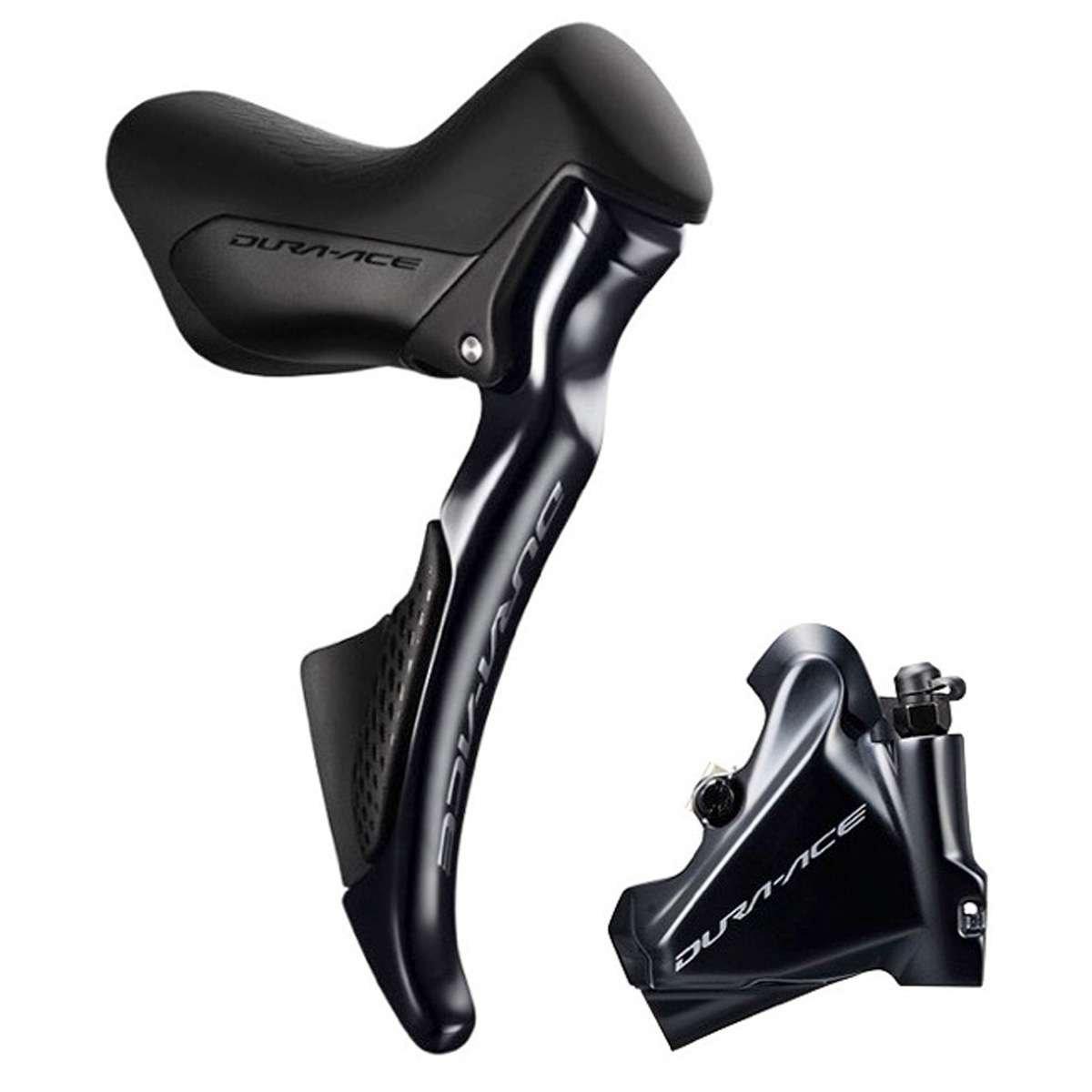 Shimanoシマノdi2 11 x 2-speed自転車シフト/ブレーキレバー – st-r9170 Right/Rear ブラック B074X8K12H