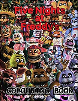 Five Nights At Freddys Fnaf 2 Coloring Pages Printable - Coloring ... | 335x260
