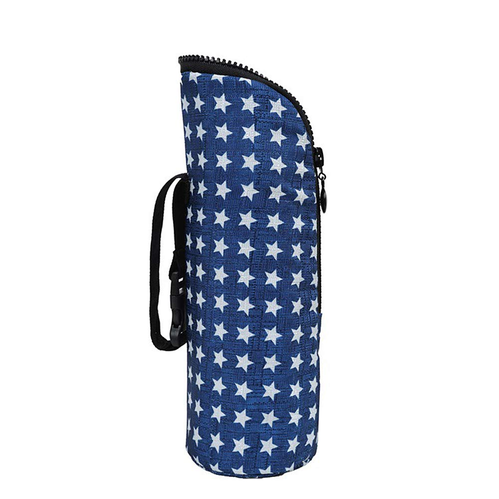 Becher Baby Thermo-Flaschenw/ärmer Muff Cover Mummy Tote Bag Hang Buggy
