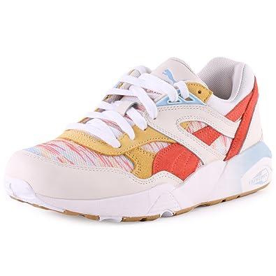 2893482b243b Puma Trinomic R698 Coastal Womens Trainers  Amazon.co.uk  Shoes   Bags