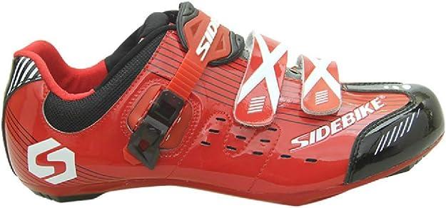 Scarpe da ciclismo su strada scarpe da ciclismo sportive traspiranti antiscivolo e resistenti allabrasione 38-43 scarpe da ciclismo unisex Bici da strada Scarpe da mountain bike SPD