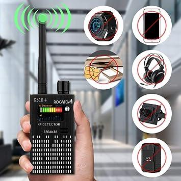 Amazon.com: ROGSTOM - Detector de señal RF con GPS (versión ...